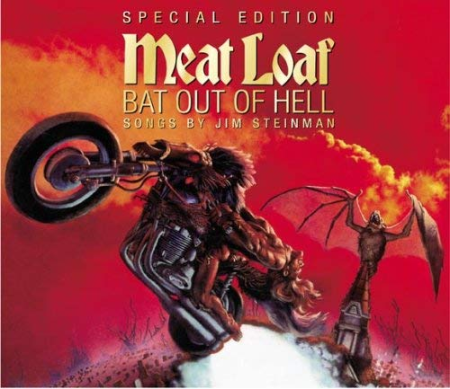 MEAT LOAF「地獄のロック・ライダー」