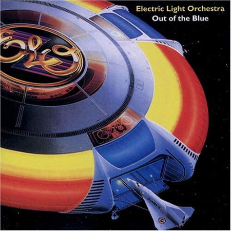 Electric Light Orchestra「Out of the Blue」