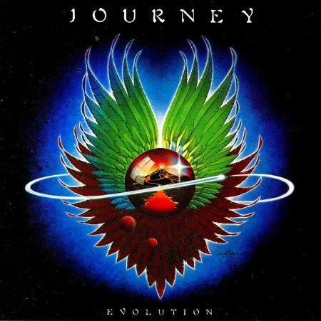 Journey「Evolution」