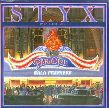 STYX「Paradise Theatre」