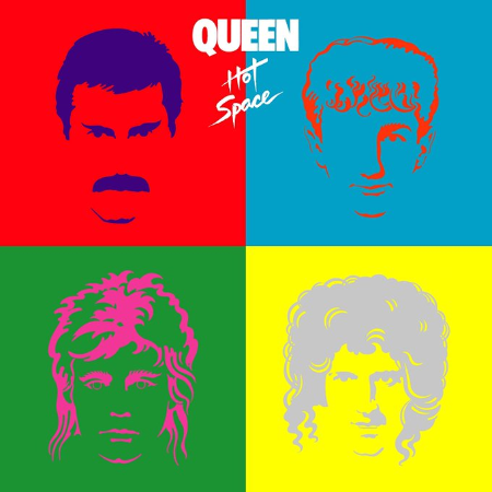 Queen「Hot Spece」
