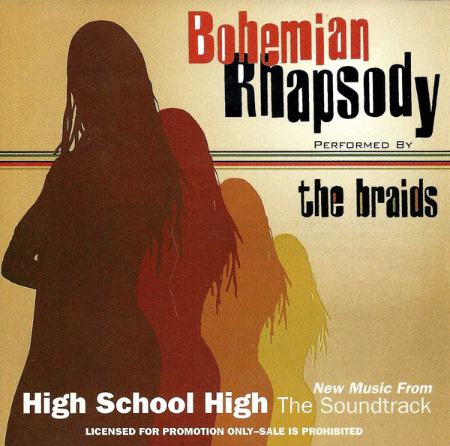 THE BRAIDS「Bohemian Rhapsody」