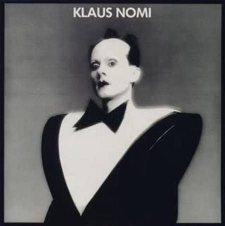 Klaus Nomi「Klaus Nomi」