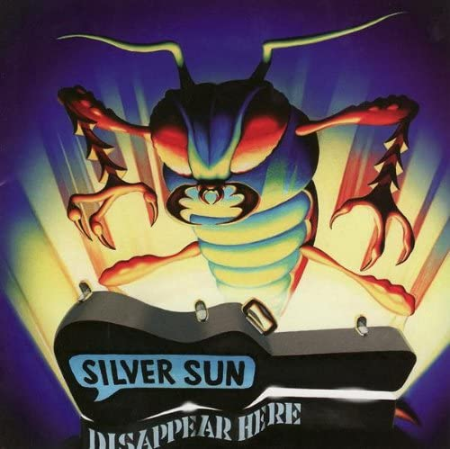 Silver Sun「Disappear Here」