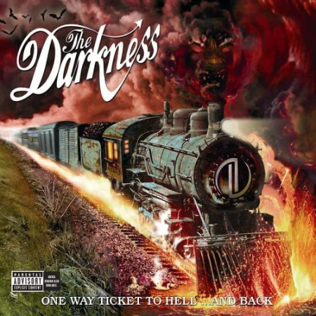 The Darkness「One Way Ticket To Hell…And Back」