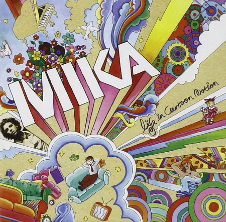 MIKA「Life in Cartoon Motion」