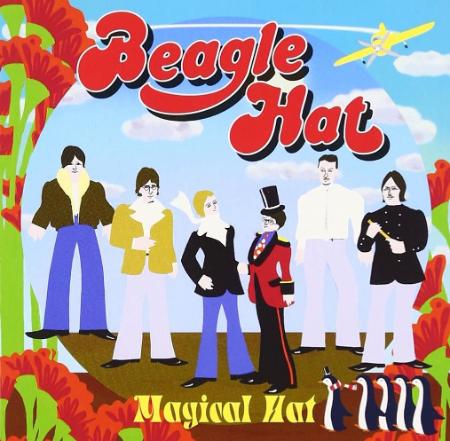 Beagle Hat「Magical Hat」
