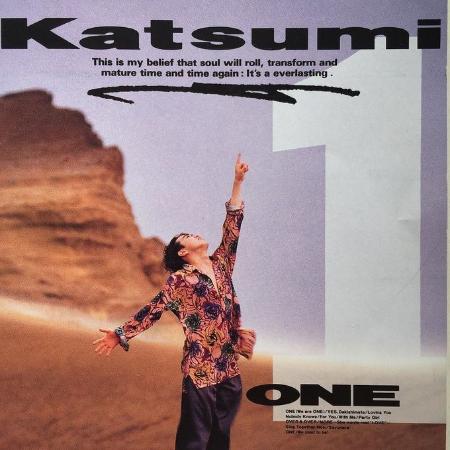 KATSUMI「ONE」