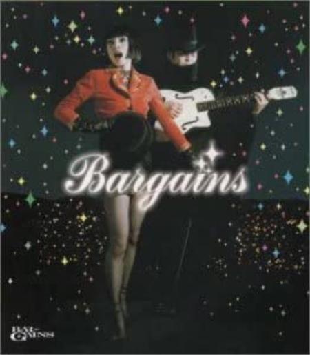 ザ・バーゲンズ「BARGAINS」